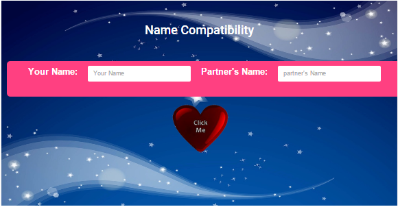Name Compatiabilty