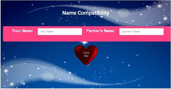Name Compatiabilty